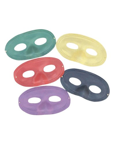Satin Domino Mask
