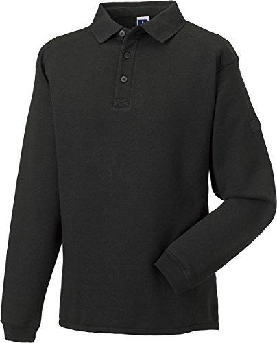 Russell Workwear -  Felpa  - Uomo nero XXXX-Large