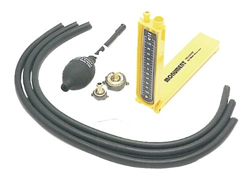 174z Air Testing 'u' Gauge Kit Mon174 5015375001748 By Monument