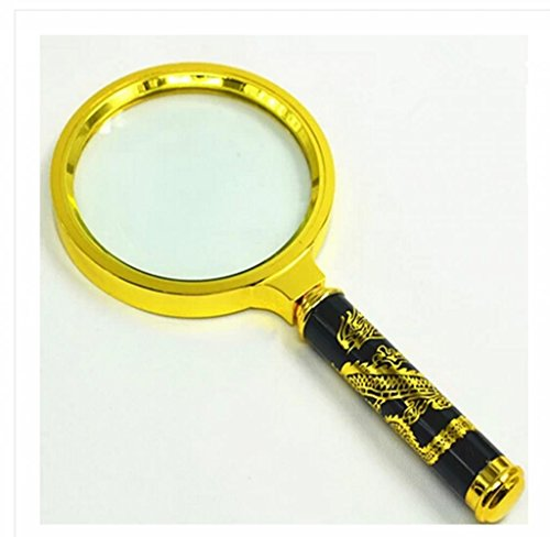 Magnifying Glass To Read The Elderly Surgical Repair 10X Magnifier Hd