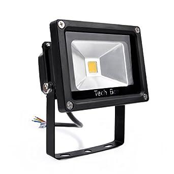 2x 100W LED Flutlicht Fluter Strahler Außen Scheinwerfer Warmweiß Gartenlicht