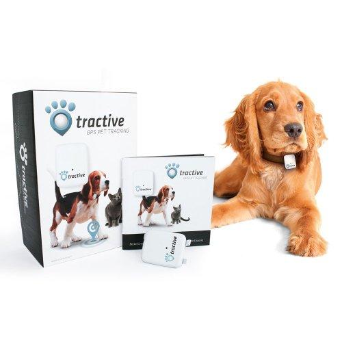 Tractive GPS Pet Tracking: Retrouvez votre chien ou votre chat