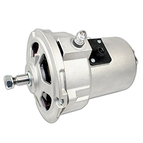 IAP Performance AL82NEC 60 Amp Alternator (for VW Beetle, Bus, Super Beetle, Ghia and 1200-1600cc Aircooled Engines) (Vw Super Beetle Parts compare prices)