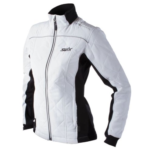 Swix Women'S Hammar Jacket, White, Large