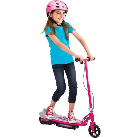 Razor Accelerator 12-Volt Electric Scooter, Pink Colour