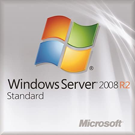 Windows Svr Std 2008 R2 w/SP1 x64 English 1pk DSP OEI DVD 1-4CPU 5 Clt (This OEM software is intended for system builders only)