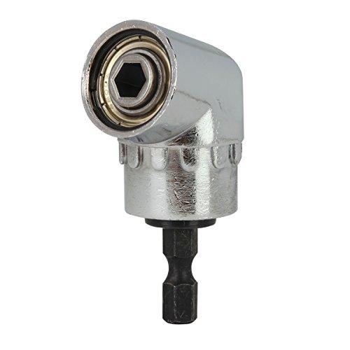 LOMATEE-105-14-Zoll-Winkelschrauber-Vorsatz-Adapter-fr-Schraubendreher-Akkuschrauber-Bohrmaschine-Ratschen-usw-magnetischer-Hex-Bit-Halter