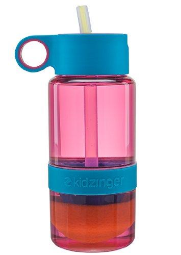 Kid Zinger Juice Maker Water Bottle, 473mL (16 oz)