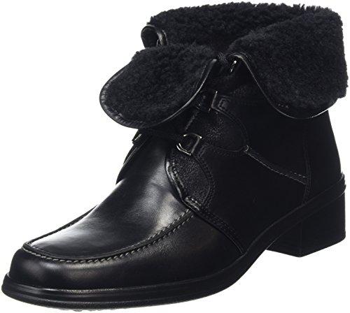 Gabor Shoes Sport, Stivaletti Donna, Nero (Schwarz 27), 43 EU