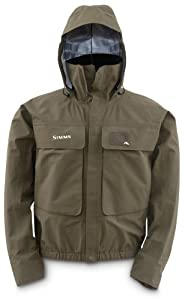 Guide Jacket - Black Olive by Simms