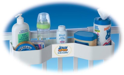 Jolly Jumper Crib Caddy