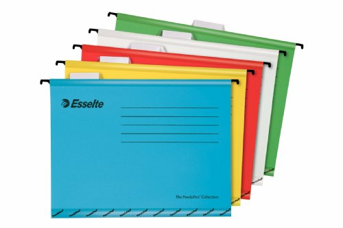 Esselte 93042 Pendaflex Cartelle Sospese per Cassetti