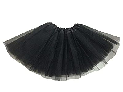 niceEshop(TM) Girl's Ballet Dress-Up Fairy Tutu Skirt