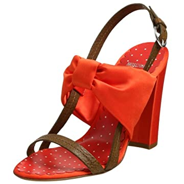 Moschino Cheap And Chic Women's Butterfly Slingback Sandal