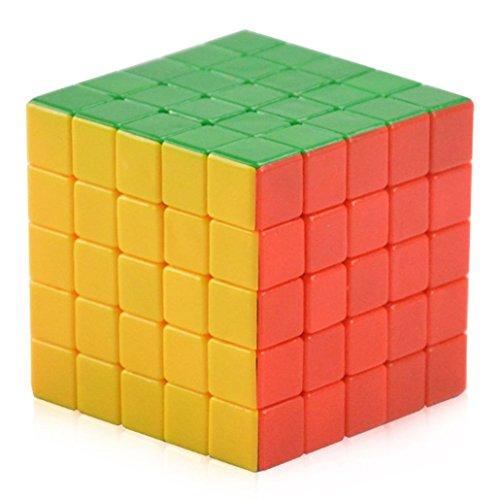 Yeelan Puzzle Cube Speed 5x5, Stickerless
