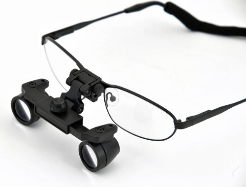 Professional&Promoting L60 Waterproof Ultra-Light High Quality 3X,Depth Of Field: 300Mm, Working Distance:250-550Mm,Binocular Dental Loupes Surgical Medical Loupes