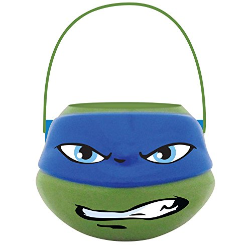 Teenage Mutant Ninja Turtles Medium Figural Plastic Bucket