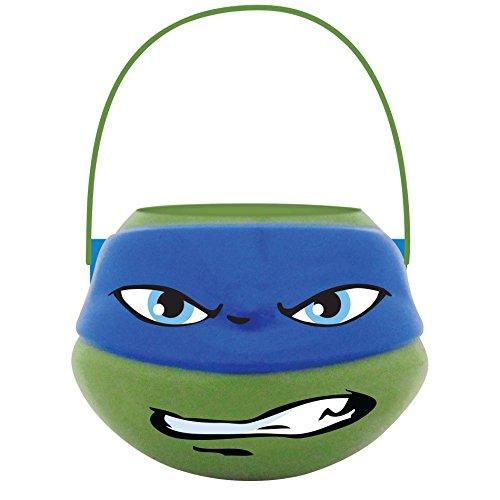 Teenage Mutant Ninja Turtles Medium Figural Plastic Bucket