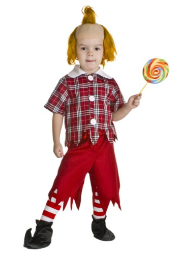 Little Boys' Red Munchkin Costume