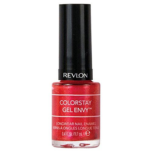 Revlon Colorstay Gel Envy Nail Enamel - Gambling Heart (615) - 0.5 oz (Color Stay Gel Envy Nail Polish compare prices)