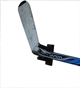 Standard Horizontal Wall Mount for a Hockey Stick (Made in America)