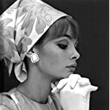 Jean Shrimpton profile (Print On Demand)