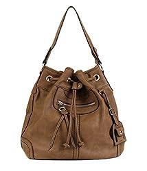 Scarleton Large Drawstring Handbag