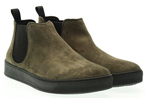 FRAU Uomo AI14 Sneaker mod. 20B2 Ebano (41)
