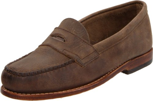 Bass Women's Waylon Penny Loafer, Tan, 7.5 M US