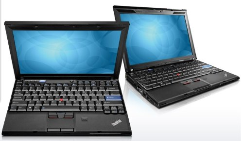 Lenovo ThinkPad X201 12.1 Laptop - Core i5 2.53GHz 4GB 320GB Win7 3680-FD2