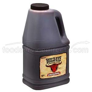 Eye Barbecue Original 4 Count 1 Gallon : Bull S Eye Original Barbecue