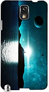 Timpax protective Armor Hard Bumper Back Case Cover. Multicolor printed on 3 Dimensional case with latest & finest graphic design art. Compatible with Samsung Galaxy Note 3 / N9000 Design No : TDZ-27112
