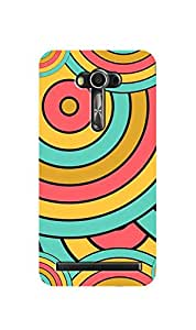 ZAPCASE Printed Back Case for ASUS ZENFONE 2 LASER ZE550KL