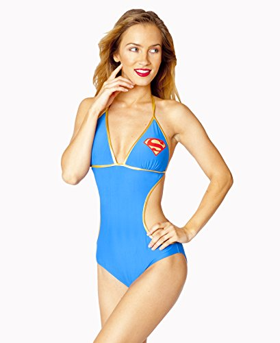 Supergirl Superman DC Comics Triangle Monokini
