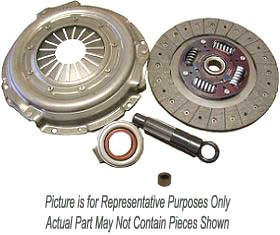 4 Cylinder Engine Volvo 740 Clutch Kit