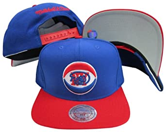New York Nets - Snap Back Hat By Mitch and Ness by New York Nets