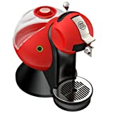 Nescafe Dolce Gusto Melody II Single Serve Coffee Machine, Red