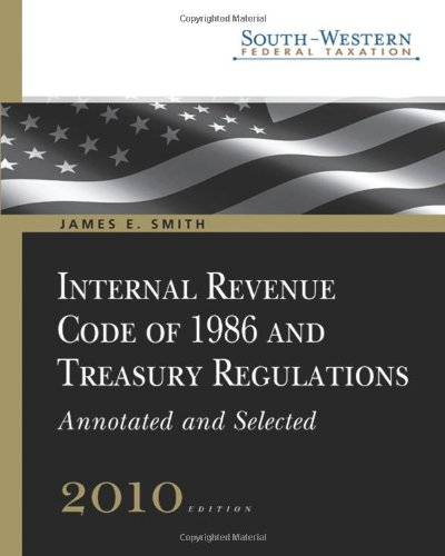 South-Western Federal Taxation: Internal Revenue Code of...