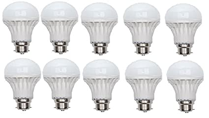 Dclair-18W-White-LED-Bulb-(Pack-of-10)