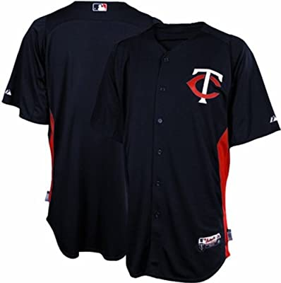 Minnesota Twins MLB Batting Practice Authentic Performance Jersey Adult Sizes