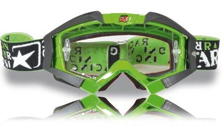 ariete-lunettes-de-natation-13950-tvn-corbeaux-dequitation-haut-vert-noir-special
