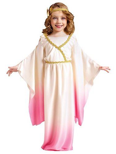 Little Girls' Athena Goddess Costume