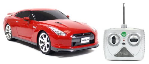1:18 Nissan Skyline GT-R Licensed Electric RTR Remote Control RC Car (Color May Vary)