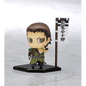 戦国BASARA ワンコイングランデフィギュアコレクション 戦国BASARA ~第参陣~ (ノンスケール塗装済みミニフィギュア) BOX