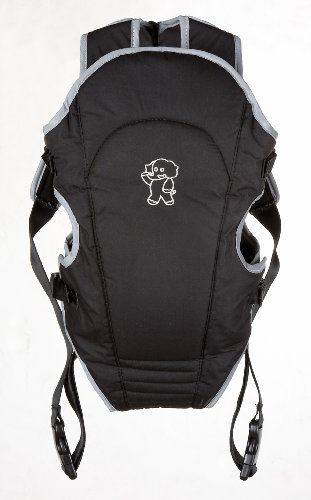 Tippitoes Baby Carrier (Black)