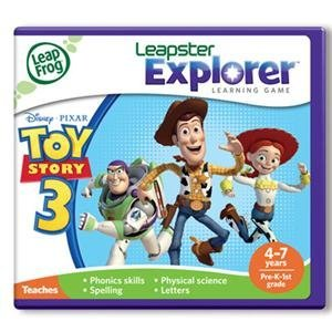 NEW Leapster Explorer - Toy Story (Toys) - 1