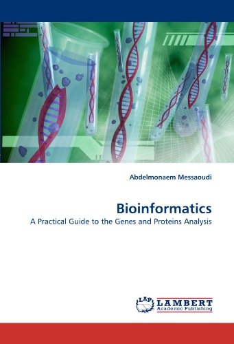 Bioinformatics: A Practical Guide to the Genes and Proteins Analysis