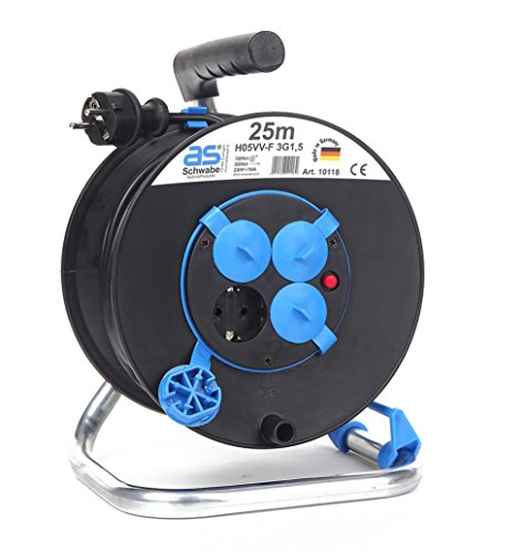 as-schwabe-kabeltrommel-25m-kabel-mit-schutzkappen-16a-10118