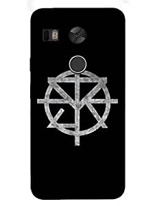 Seth Rollins - The Shield - For Seth Rollins Fans - Hard Back Case Cover for Nexus 5X - Superior Matte Finish - HD Printed Cases and Covers