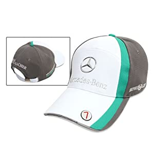 Genuine Mercedes Benz Michael Schumacher Cap from Mercedes Benz